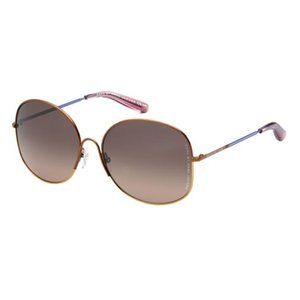 Marc by Marc Jacobs Bronze Frame Brown Fade Lens